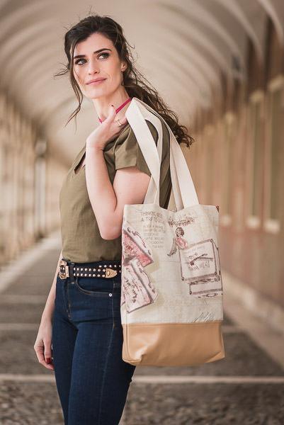 Tote Bag vintage.