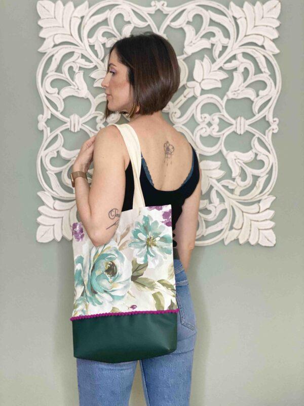 Bolso Tote Bag Romantic.